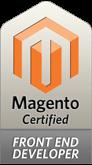 Benny Vieren - Magento certified frontend developer